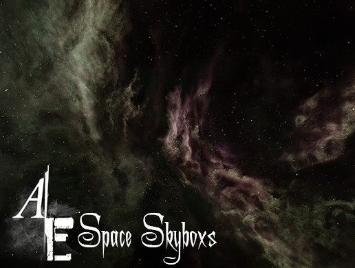 AE Space Skyboxs Volume 1