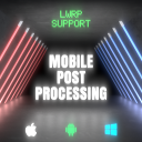 Fast Mobile Post Processing: Color Correction(LUT), Blur, Bloom with LWRP support