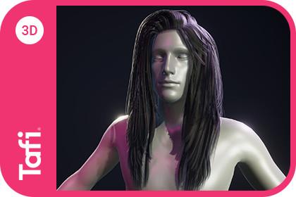 Archippos Hair Male from Tafi