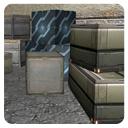 Metal Crates Pack