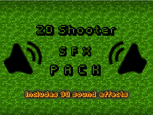 2D Shooter Sound Effects Pack