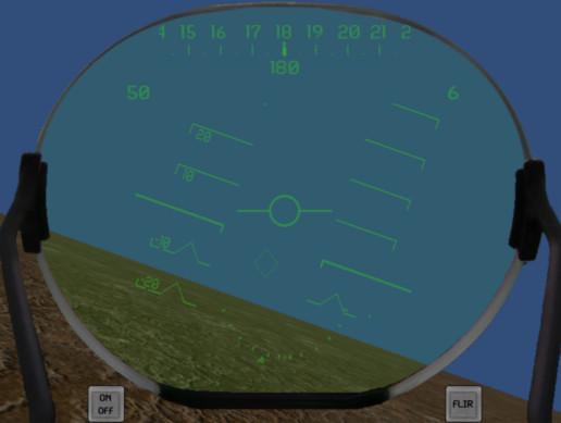 Eurofighter HUD/HMD - GUI Instruments