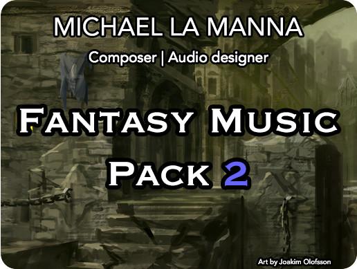 Fantasy Music Pack 2