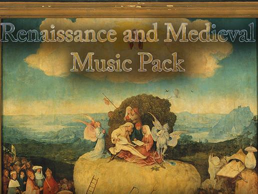 a7ca2e59e06 Medieval Renaissance Music Pack - Asset Store