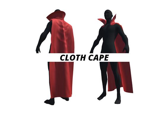 Cloth Cape