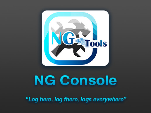 NG Console Free - Asset Store