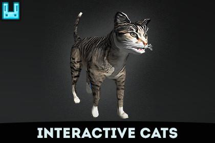 HerdSim Cat