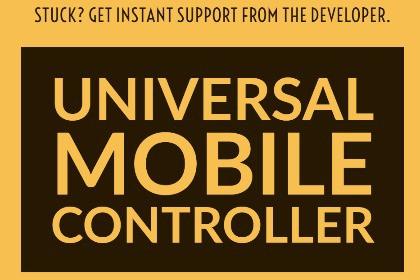 Universal Mobile Controller (UMC)