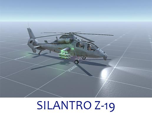 Silantro Harbin WZ-19