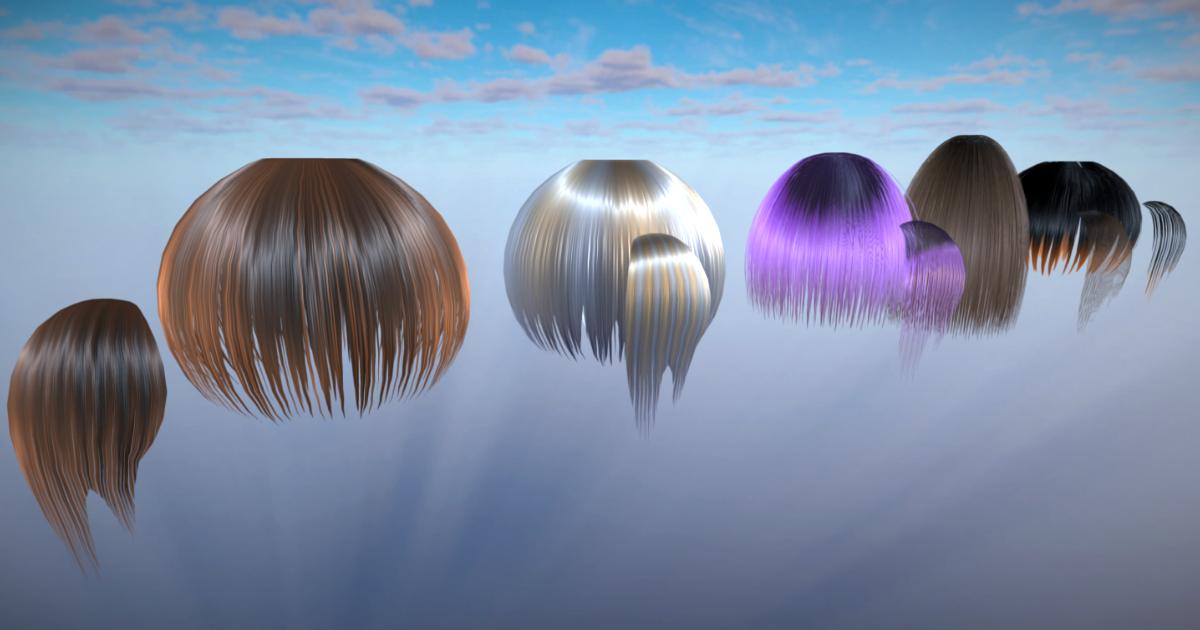 Hair Shader 1.0