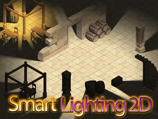 Smart Lighting 2D