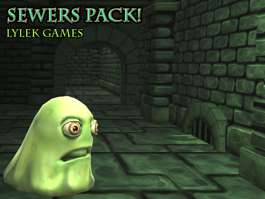 RPG Sewers Modular Environment