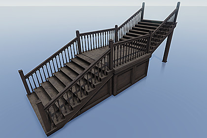 House Structure - Staircase