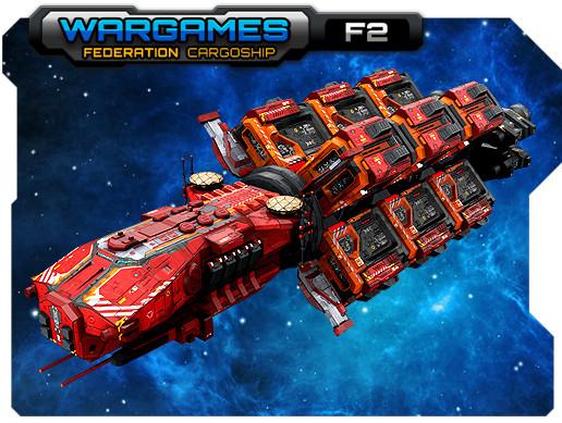 Federation CargoShip F2