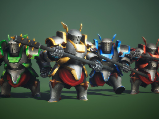 Heavy Knight HP