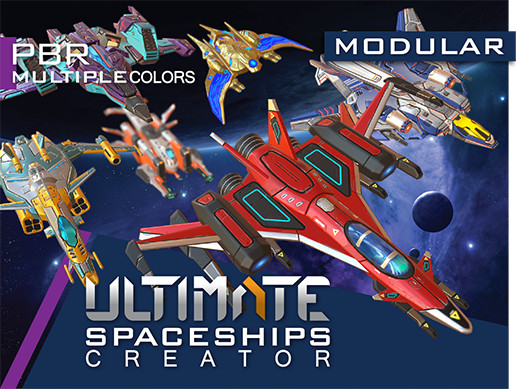 Ultimate Spaceships Creator