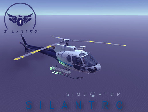 Silantro Helicopter Simulator Toolkit