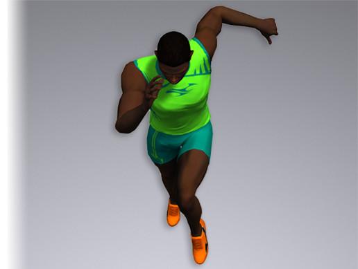 Runner 9320 tris