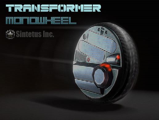 Transformer MonoWheel