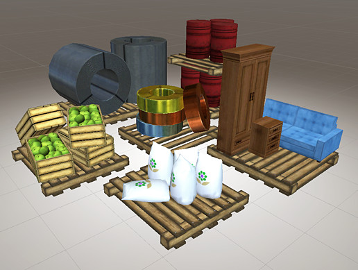 Cargo Supply Package