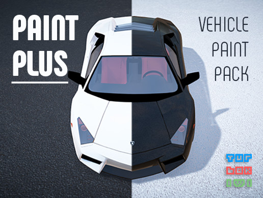 Paint Plus - Vehicle Shaders
