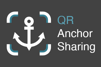 QR Anchor Sharing
