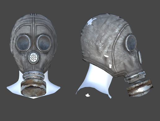 Gas Mask (Type 'C')