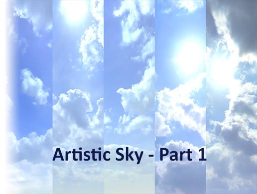 Artistic Sky - Part 1