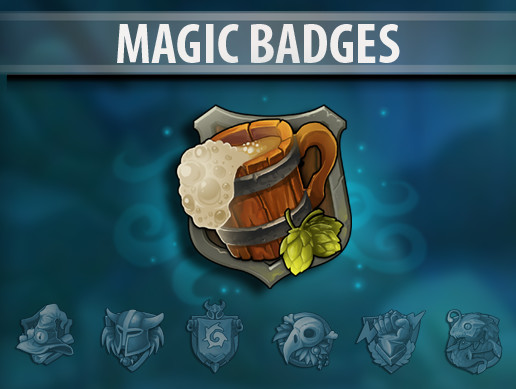 Magic Badges