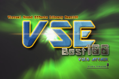 Virtual Sound Effects Library Best100 Vol.5