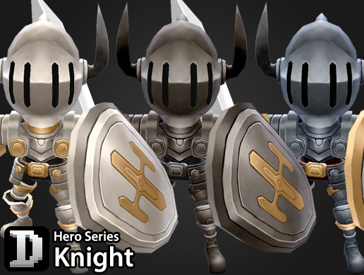 Hero Series - Knight