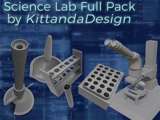 Science Lab - Science Pack
