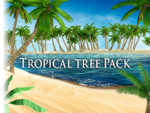 Tropical Tree PACK