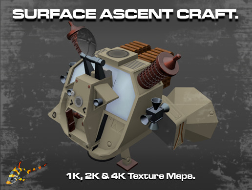 SURFACE ASCENT CRAFT