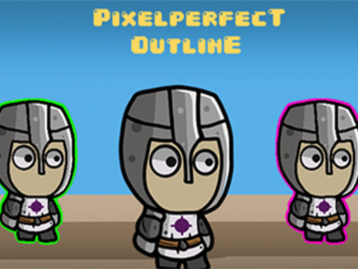 Pixel Perfect Outliner