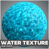 Stylize Water Texture
