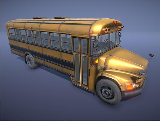 School Bus Classic