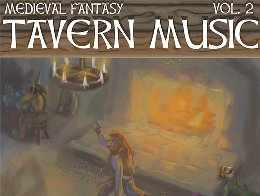 Tavern & Inn Music Pack Medieval Fantasy Vol. 2