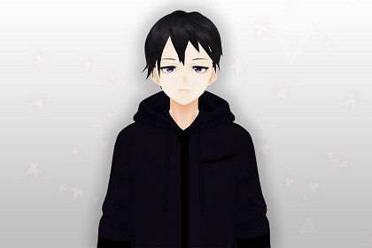 Masao: Anime-Style Character For Games And VRChat