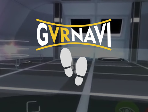 VR Free Movement and Menu Constructor - GVRNavi