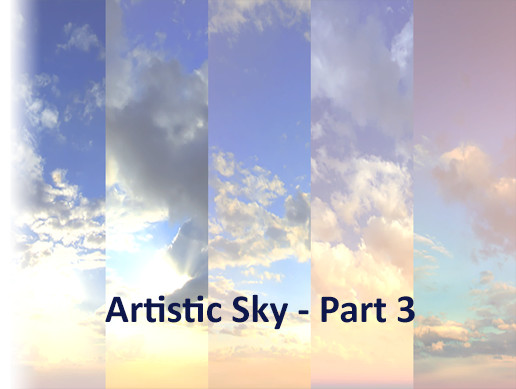 Artistic Sky - Part 3