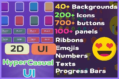 Hyper Casual UI