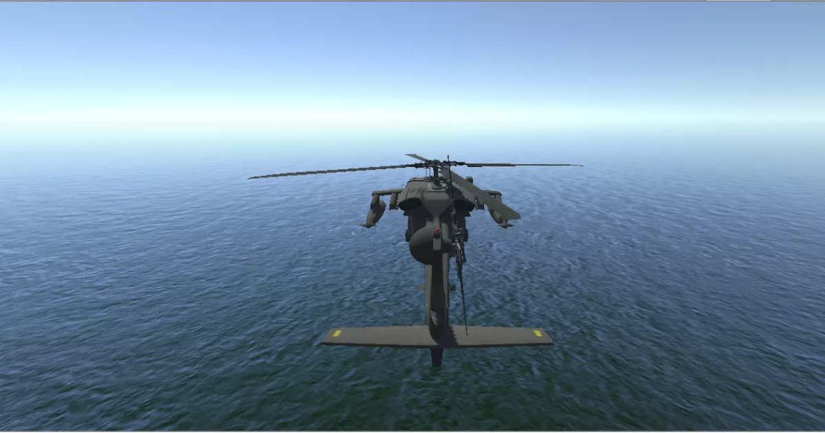 Ultimate Helicopter Controller