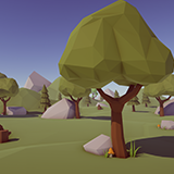 Low-Poly Simple Nature Pack