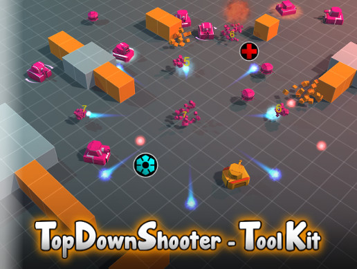 Top Down Shooter ToolKit (TDS-TK)