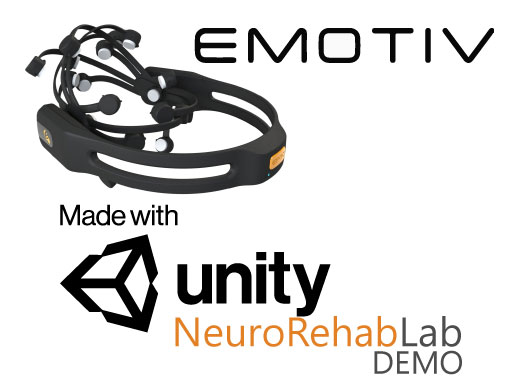 Emotiv Unity3D Demo - NeurorehabLab