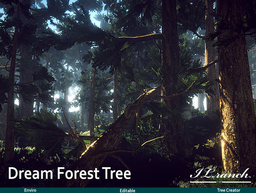 Dream Forest Tree
