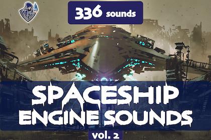 Spaceship Engine Sounds Vol. 2