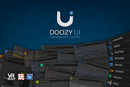 DoozyUI: Complete UI Management System