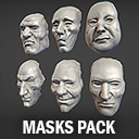 Masks pack